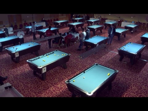 IPA World Pool Championships 2018 - Day 2 Evening Session
