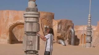 Звездные войны.  Сахара. Тунис.