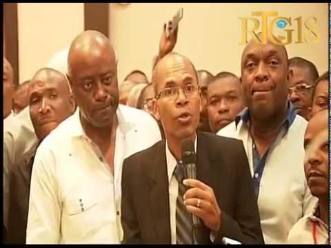 Haïti /Crise.- Des partis politiques et groupes de la société civile sont parvenus à un accord