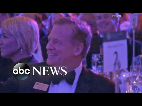 NFL Commissioner Recorded Laughing at Concussion Joke