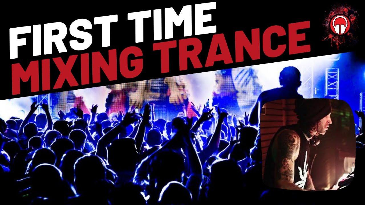 Trance DJ Mix Image
