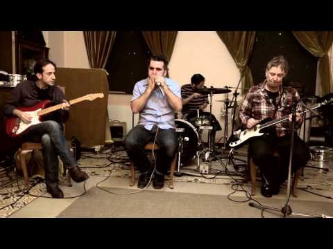 Crazy gentlemen blues combo - Learn to treat me right