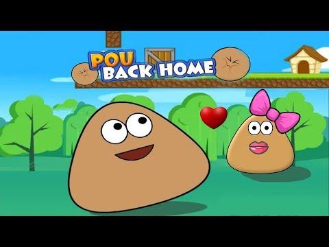 Pou Back Home ★☆