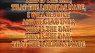 This is the Day, by Fred Hammond