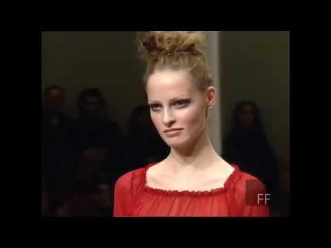 Prada | Spring Summer 1997 Full Show | Exclusive