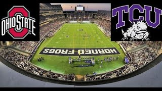 #4 Ohio State vs. #15 TCU Live Stream | Live Play-by-Play, Reactions | College Football | 9/15/2018
