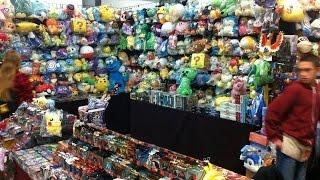 Anime And Comic Con Bootlegs! CLOSE UP!! Bandai, Studio Ghibli, Grey Market Goods!