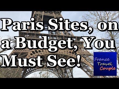 Paris Sites & Culture | Orsay Museum, Eiffel Tower, Notre Dame | France Travel Couple