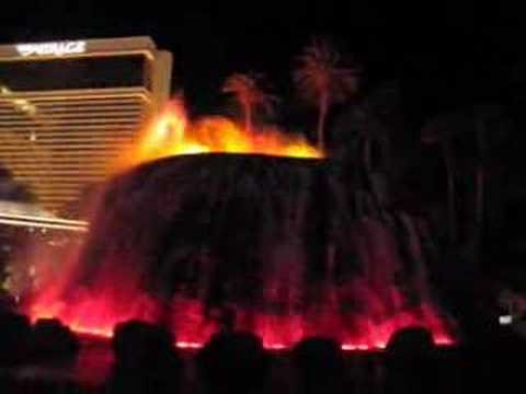 how to make a fake volcano