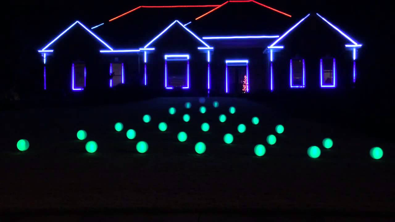 Christmas In A Box Light Show