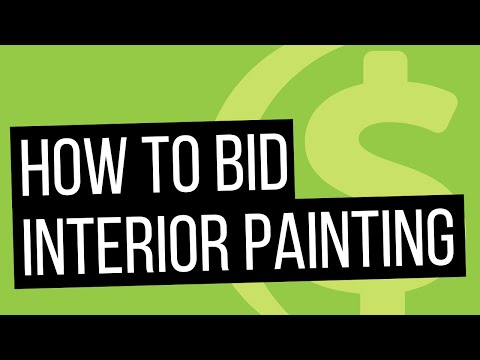 How to Bid Interior Painting | DYB Coach
