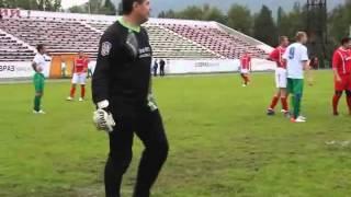Футбол Качканар-Екатеринбург (24.08.2012)