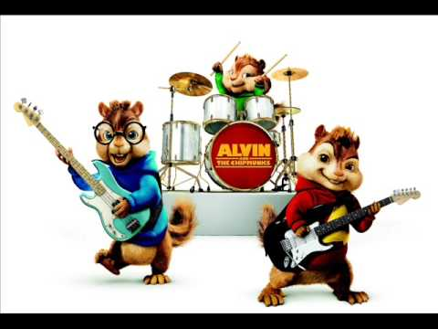 Chipmunks - Over and under