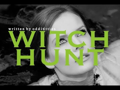 Witch Hunt - A Wattpad Book Trailer