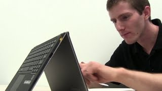 Lenovo Ideapad Yoga 11 Tegra 3 Notebook Review NCIX Tech Tips