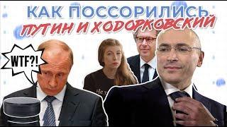 За что посадили Ходорковского?