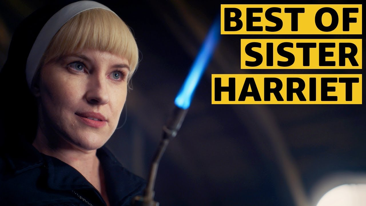 Download Hunters TV Show Sister Harriet's Unholy Wrath | Prime Video