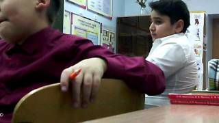 Мальчик из Азербайджана на уроке английского ( смешно)