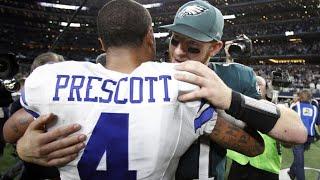 Who Is Better: Dak Prescott vs Carson Wentz?
