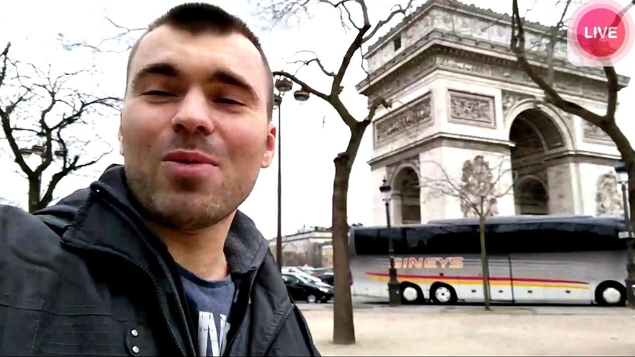 ПАРИЖ LIVE ► ЧТО ДЕЛАТЬ ПО ПРИЛЕТУ В ПАРИЖ