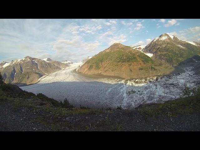 Salmon and Berendon Glaciers, Granduc Copper Mine