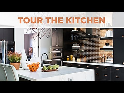 HGTV Smart Home 2017 - Tour the Kitchen - YouTube