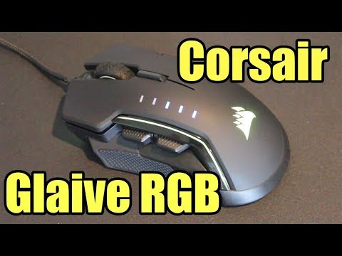 Corsair Glaive RGB Gaming Mouse Review - Best All-Rounder?