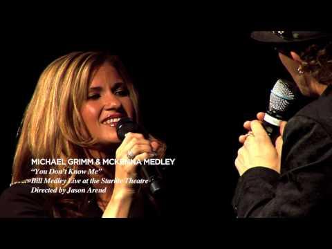 Michael Grimm & McKenna Medley