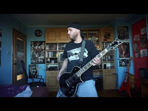Judas Priest - You Don't Have to be Old to be Wise (guitar + vocal cover)