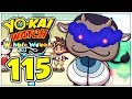 Yo-Kai Watch Wibble Wobble Part 115: FIESA ACTION im alten Lenzhausen!