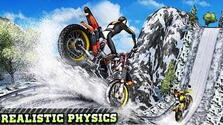 Tricky Wheels Bike Stunts Racing Game #Dirt Motor Cycle Race Game #Bike Games To Play #Android Games