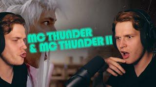 Eskimo Callboy - MC Thunder // MC Thunder II (Dancing Like a Ninja) | Reaction & Review