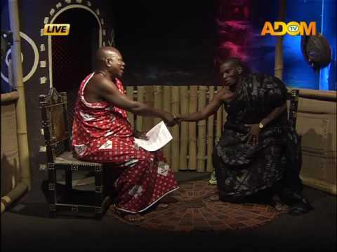 Uses of Fruits & Vegetables - Asumasem on Adom TV (11-5-16)