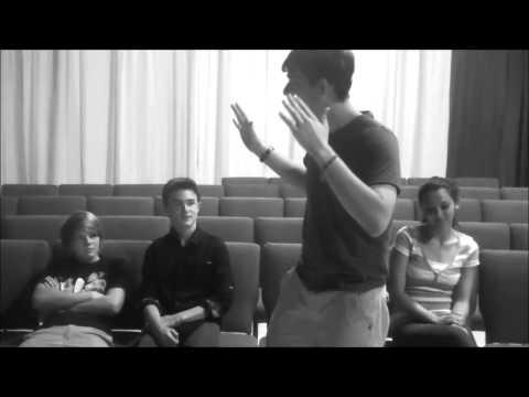 Twilight Zone-Creative Writting, Sci-Fi Script video