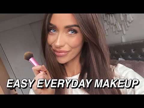 Makeup for Beginners: Everyday Makeup Tutorial | Step by Step | 2020