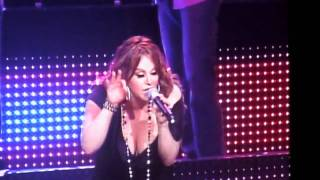Jenni Rivera [Los OVARiOS] at Nokia Theatre
