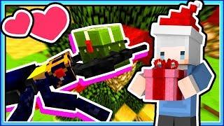【Minecraft | 渾沌昆蟲】#33 聖誕特集???? 就讓昆蟲們陪我們度過聖誕節吧 ????