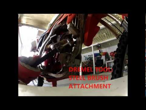 4-Stroke Exhaust Cleaning