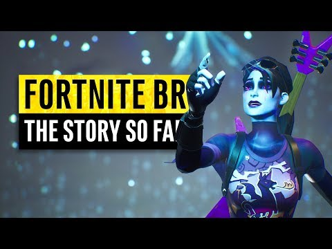 Fortnite | The Story So Far... All Live Events and Cinematics thumbnail