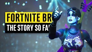 OUTDATED Fortnite | The Story So Far... All Live Events and Cinematics