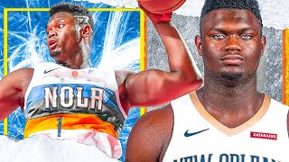 Zion Williamson is BULLYING Grown Men! 2020 Pelicans Highlights