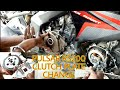 #pulsar #rs #clutch Clutch Replacement Of Rs200 || How To Change Clutch Assembly Of Pulsar Rs200 ||