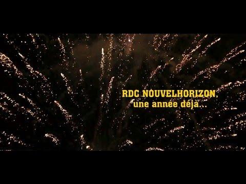 Bon anniversaire RDC NOUVELHORIZON !