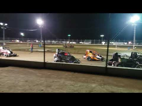 Miami county speedway sprint cars