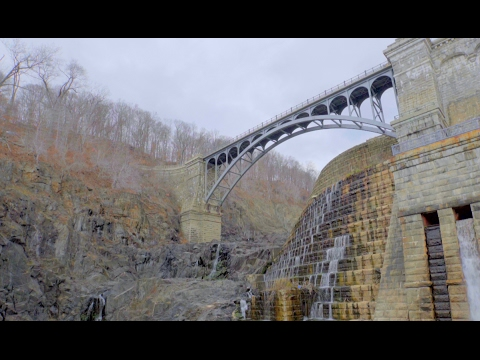Croton Dam, the lifeblood of NYC | Curbed Tours