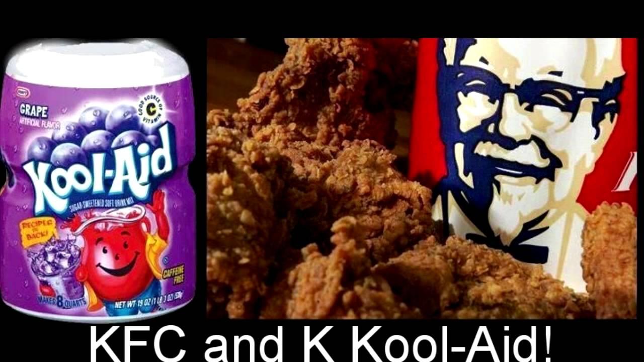 Funny Kfc People: KFC And Kool-Aid (Official Video)