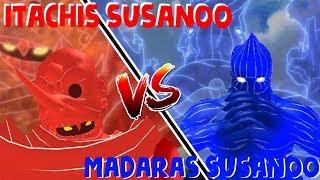 Roblox beyond NRPG   ITACHI'S SUSANOO VS MADARAS SUSANOO!