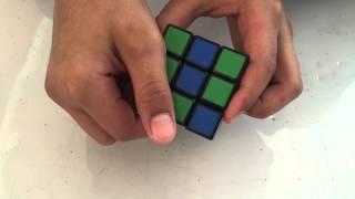Wie erstelle H-Muster mit Rubik ' s cube. (HD)