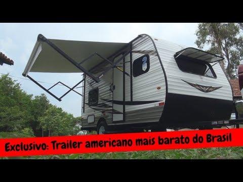 #15 Exclusivo: Lançamento Do Trailer Jayco, O Americano Mais Barato Do Brasil, Completinho Pra Você!