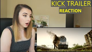 Kick Official Trailer Reaction | Salman Khan | Cross Cultural